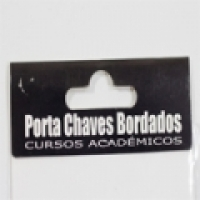 Porta Chaves Bordados