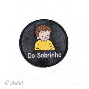 """Emblema """"Do Sobrinho"""""""
